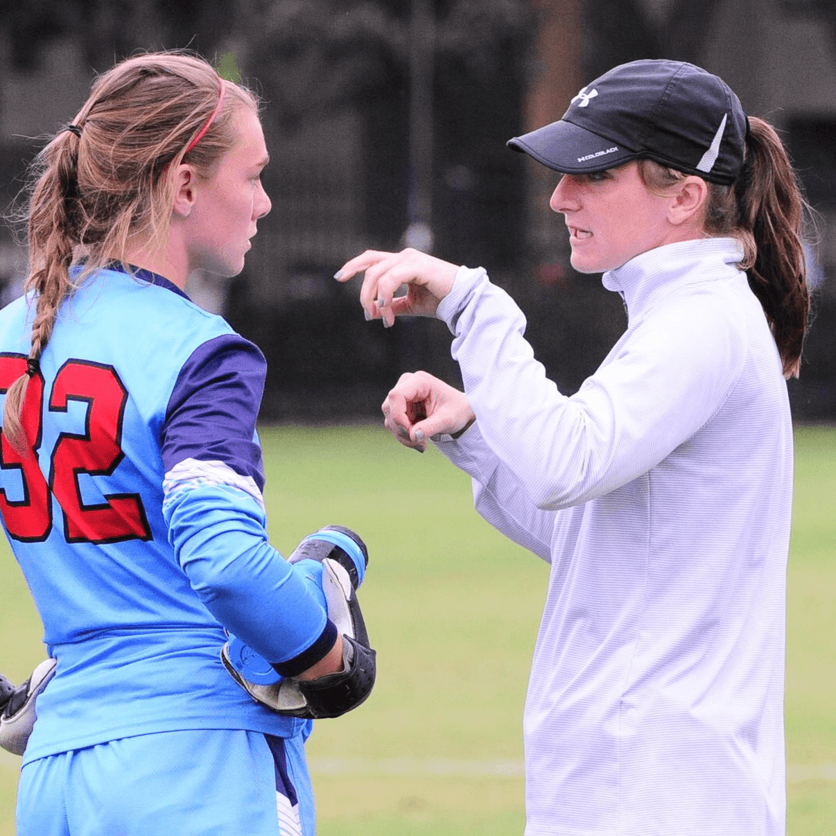 Molly Poletto, Boston University Women's Soccer Assistant Coach