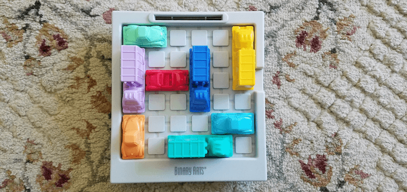Cognitive games can be adjusted to fit your child's interests