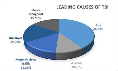 leadingcause of concussions or mTBI