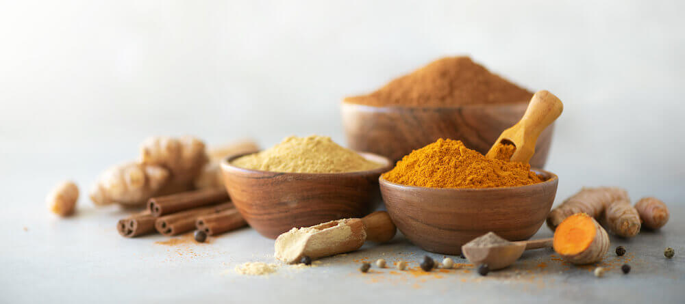 Vitamins and other supplements can be found in whole or powdered form