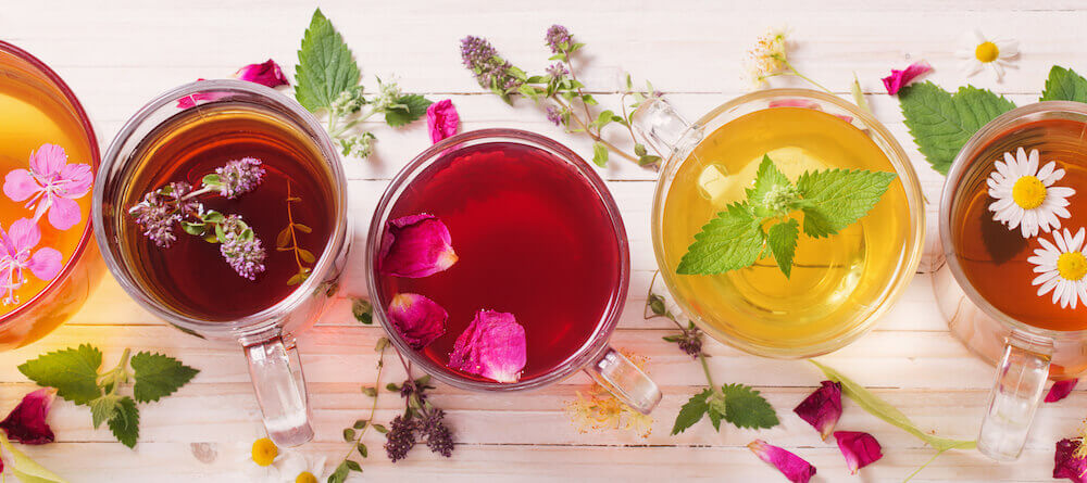 While herbal teas are far from a cure, they can help considerably with certain post-concussion issues like inflammation, nausea, and trouble sleeping.
