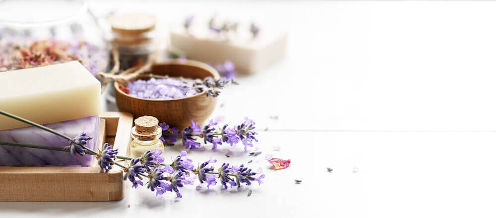 There are many different mediums to experience aromatherapy from bath salts to pure essential oils