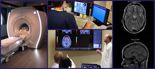 Doctors use MRI's to help treat patients