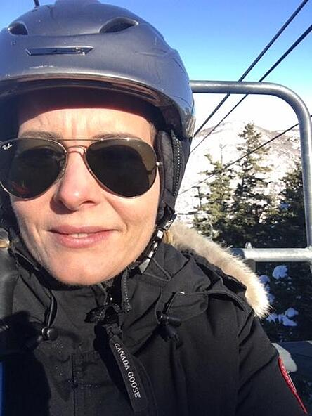 A bike accident left Quirien with post-concussion syndrome, but after treatment at Cognitive FX, she was able to complete an item on her bucket list — skiing in America!