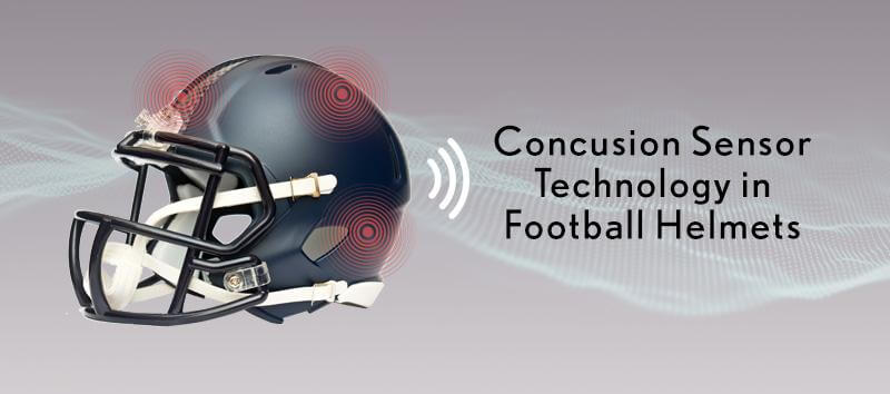 Concussion Sensor Technology in Football Helmets