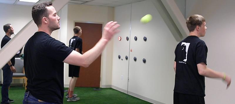 Active rehabilitation is the best post-concussion treatment regimen available.