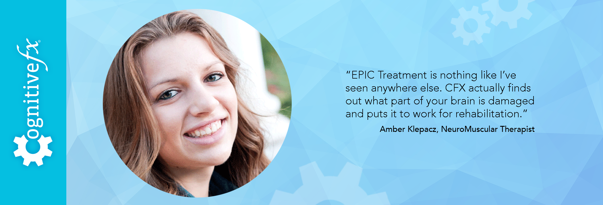 Employee Feature - Amber Klepacz