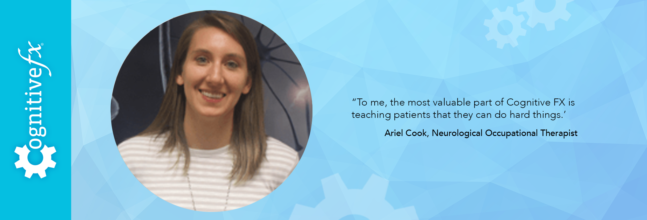 Employee Feature | Ariel Cook