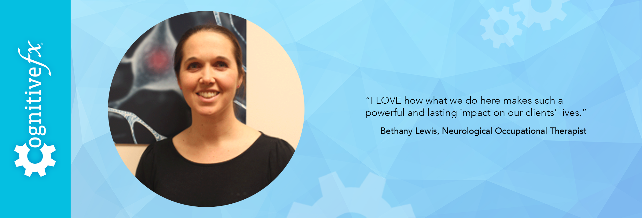 Employee Feature | Bethany Lewis