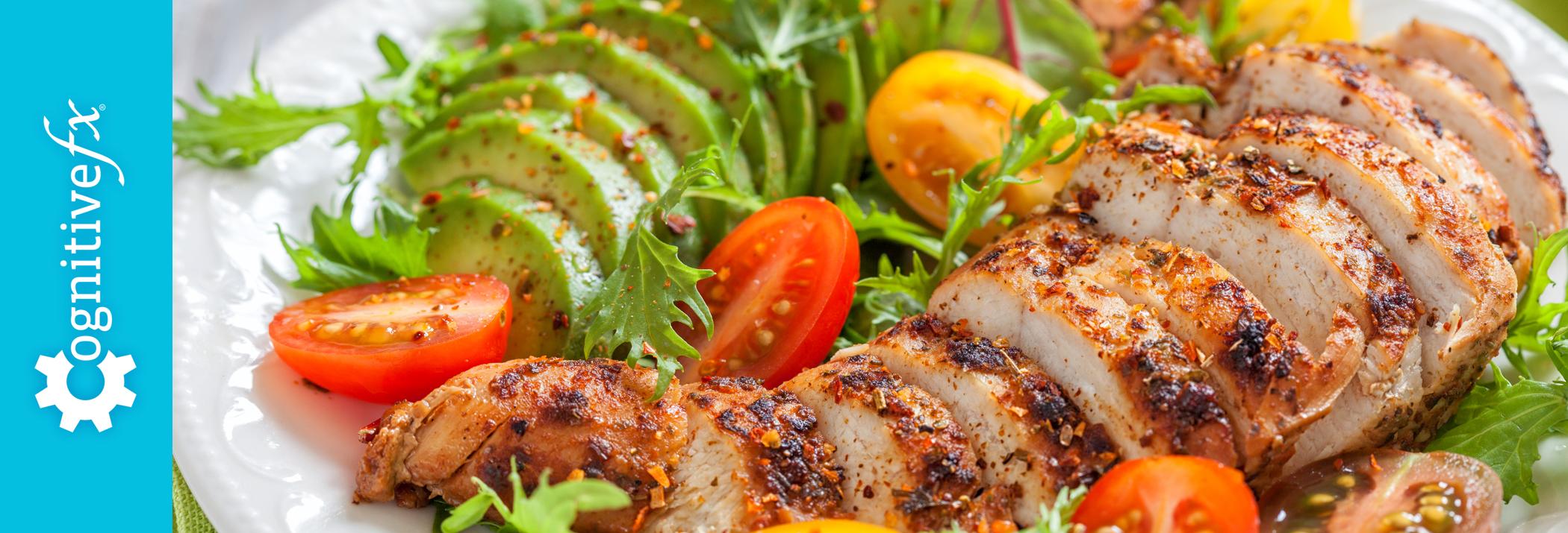 The Ketogenic Diet & Brain Health