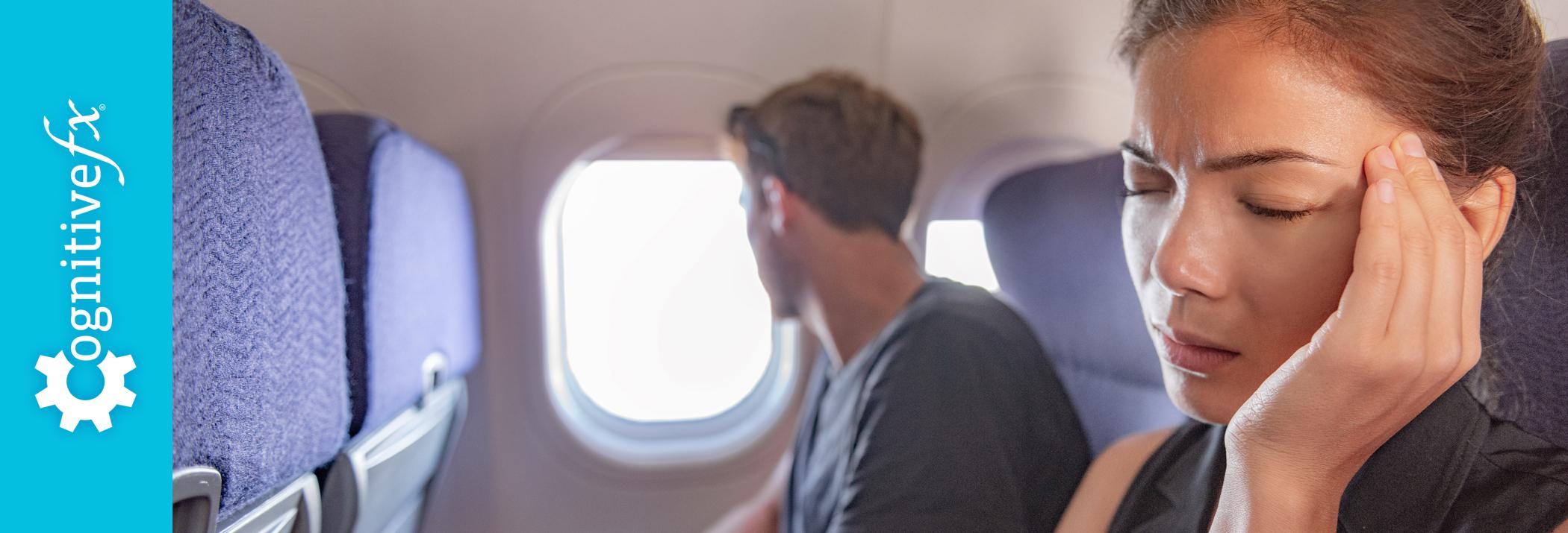 Flying with a Concussion: How to Travel Safely and Minimize Symptoms